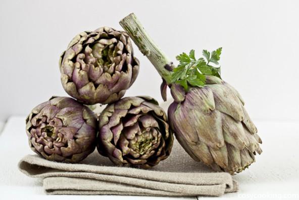(Deutsch) Für Liebhaber von Artischocken und Pasta - so oder so oder so...
