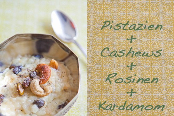 (Deutsch) Palpayasam - Milchreis und ein Kochkurs