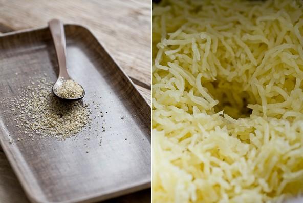 (Deutsch) Pitta Pugliese - Kartoffelauflauf auf apulisch