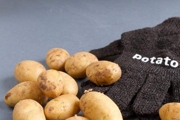 Ofenkartoffeln mit Gewürzblütensalz - einfach, schnell und g'schmackig!