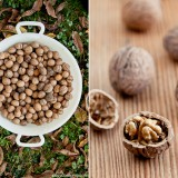 Nusspotize - die Mehlspeise mit besonders süssem Duft
