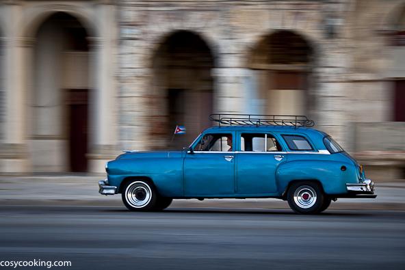 Oldtimer-Havana
